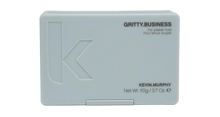 Gritty Business ger stadga och textur, 245 kronor.