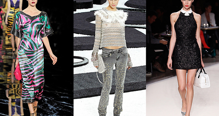 Här syns nykomlingen för Louis Vuitton, Chanel och Loewe.