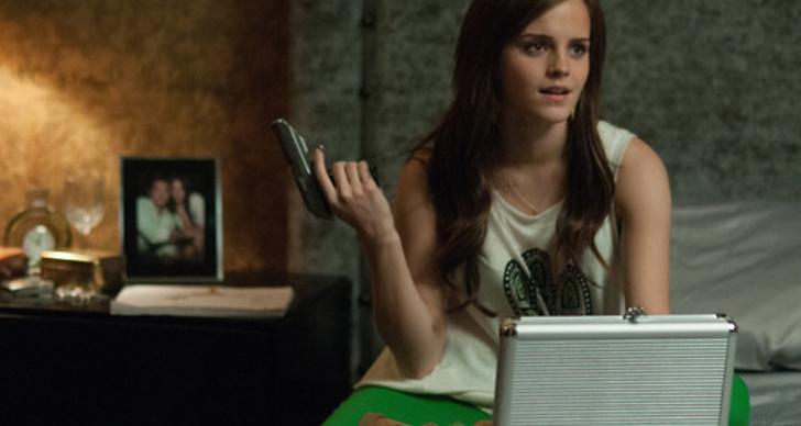 Emma Watson spelar karaktären Nicki.