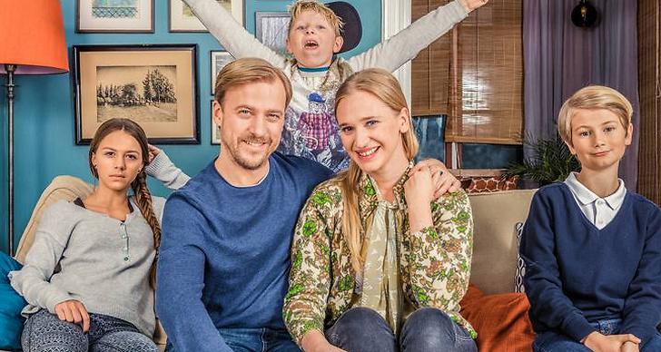 Familjen i Bonusfamiljen
