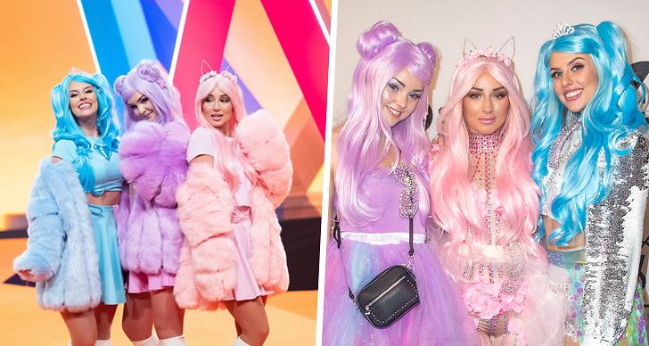 Bilder på gruppen Dolly Style.