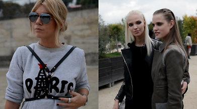 Fashion, Paris, Street style