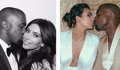Kim Kardashian, Kändis, Gåva, Presenter, Kanye West