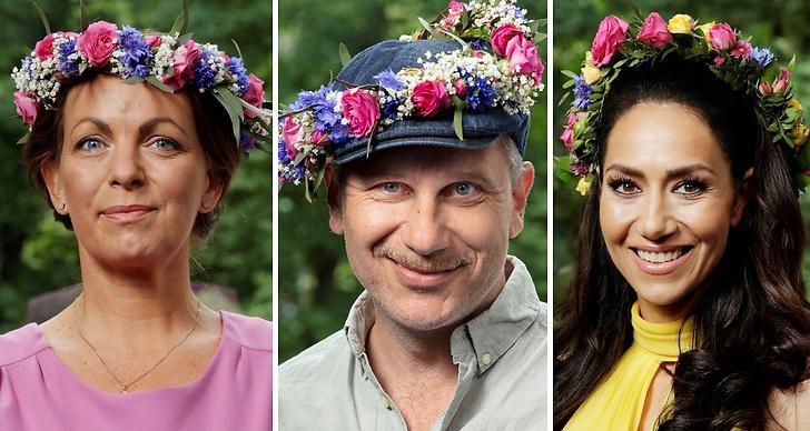 Markoolio sommarprat, Katarina Wennstam och doktor Mouna.Sveriges Radio/ Sommar i P1