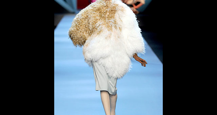 Christian Dior Spring Haute Couture 2011.