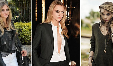 Cara Delevingne, Trend, style, Modell