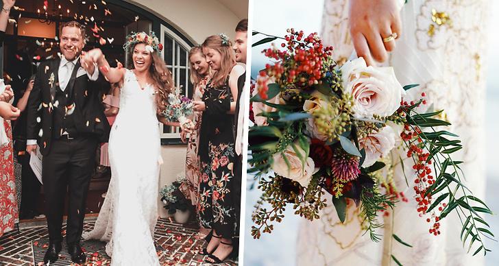 Bröllop 2019, bröllopsklänning, bröllopslokal