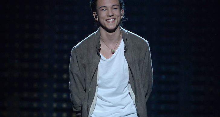 Titta på honom bara! *hjärtögon*