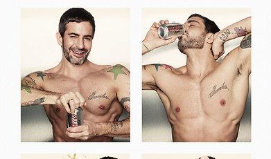 Marc Jacobs, Coca-cola light
