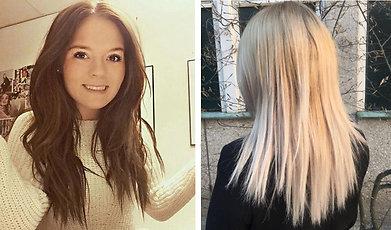 Hårfärg, Hår, DIY