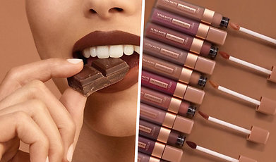 Loreal, Läppstift, Smink, Choklad