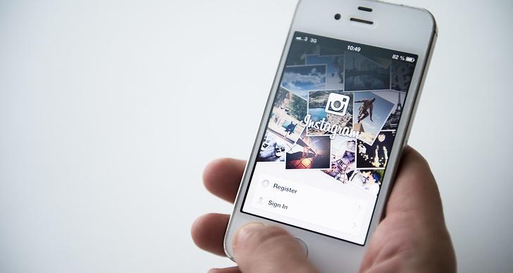 Beställ hem dina Instagrambilder som kylskåpsmagneter med Stickygram
