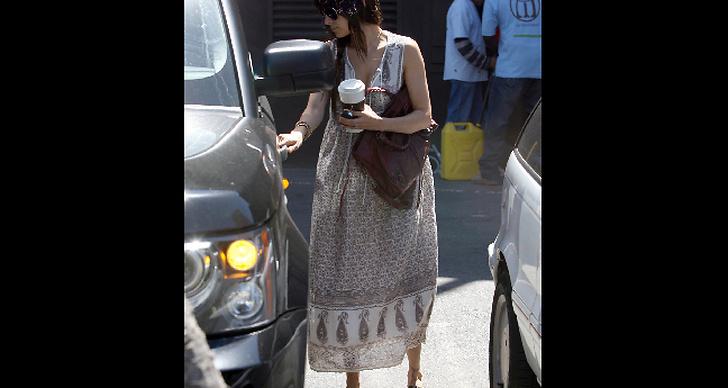 Nicole Richie är också ett stort fan av den hippiehärliga stilen.