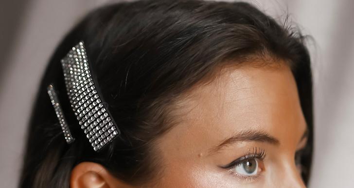 Hårclips från Zara