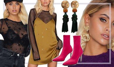 Mode, Kläder, Nyår, Fest