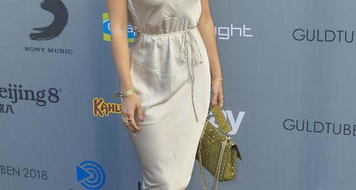 Bianca Ingrosso på Guldtuben