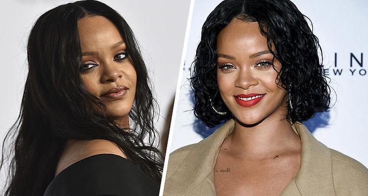 Rihannas nya frisyr får stor uppmärksamhet