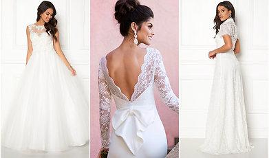 Brudklänning, Bröllop