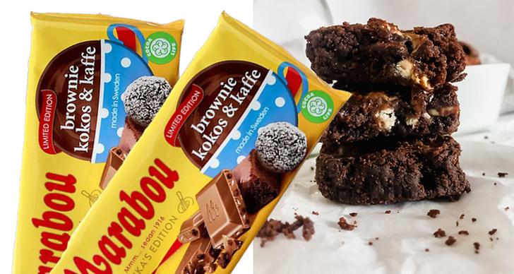 Marabou med brownie, kokos & kaffe – då släpps den i butik