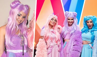 Dolly Style, Melodifestivalen 2019
