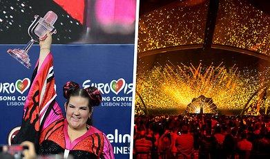 Melodifestivalen, Netta Barzilai, Eurovision Song Contest