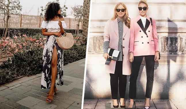 Modetrender 2018, Modetrender
