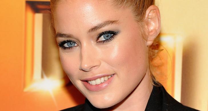 DOUTZEN KROES, 38 miljoner kronor per år. Nederländsk modell och en av Victoria Secrets änglar.