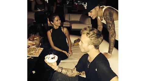 Är Justin och Selena fortfarande dating idag