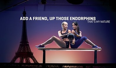 London, Puma, Träning, Ida Warg, Fitness