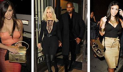 Familjen Kardashian, Kanye West, Stil, Förändring, Look, Resa, Outfit, Kim Kardashian, Fashion