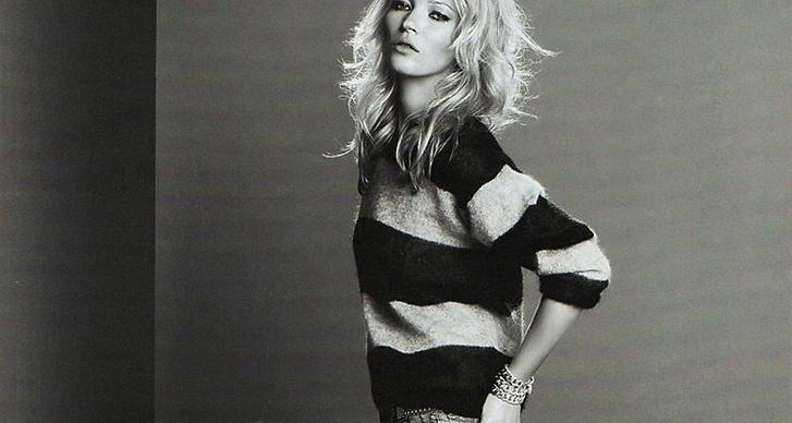 3. Kate Moss, ca 57 miljoner kronor per år.