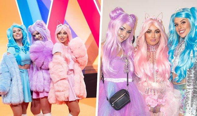 Dolly Style, Melodifestivalen