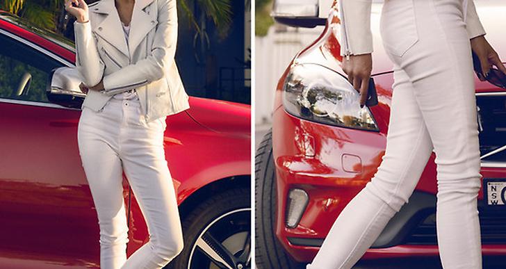 Micah, stylisten från Australien är snygg som få i helvitt och röda läppar. http://lookbook.nu/micahgianneli