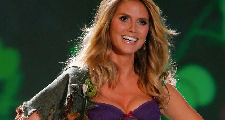 Plats 2: Heidi Klum 16 miljoner dollar.