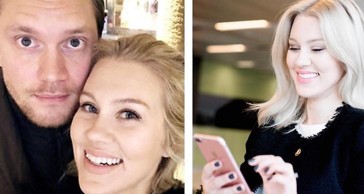 Isabella Löwengrip pratar om kärleken med Odd Spångberg