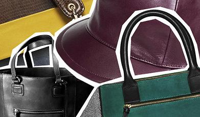Höstkollektion, HM Hennes Mauritz, accessoarer