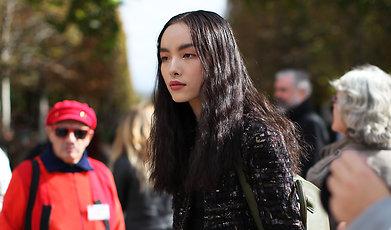 Fashion Week, snapshots, Paris