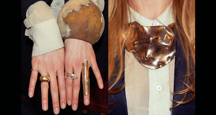 Veckans smycken: Cornelia