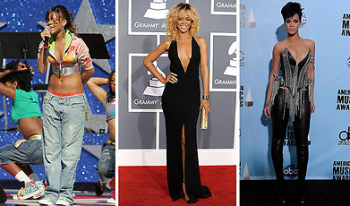 Röda mattan, Stil, Rihanna, Mode