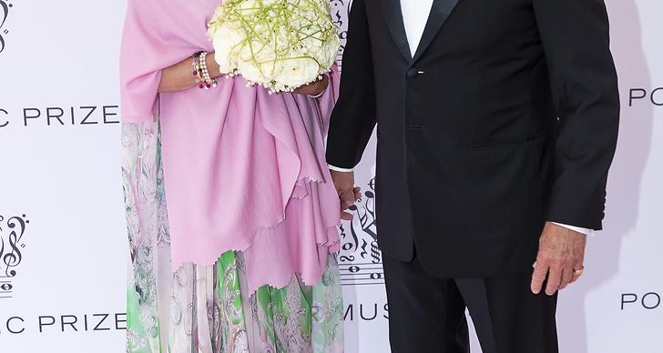 Drottning Silvia och Carl XVI Gustaf på Polarpriset 2019, outfits, kungligt