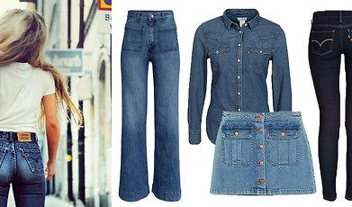 Denim, Fashion, Jeans