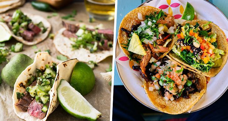 Tacos, mat