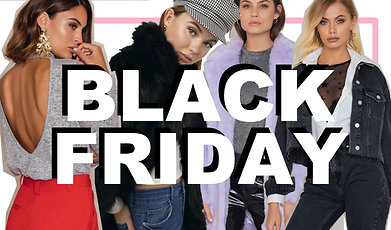 Mode, Black Friday