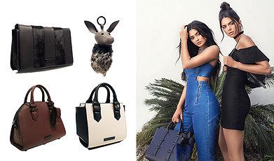 Kylie Jenner, Kendall Jenner, Väskor