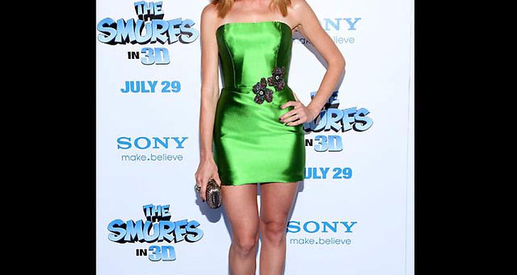 Veckans sämst klädda: 1. Jayma Mays