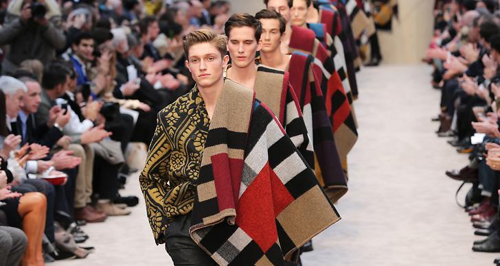 Vi spanar in herrarnas fashionweek som gick av stapeln i London i början av januari.