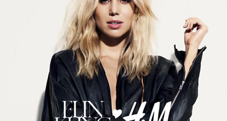 Elin Kling för H&M.