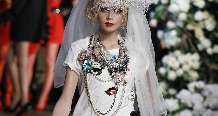Lanvin för H&M 2010.