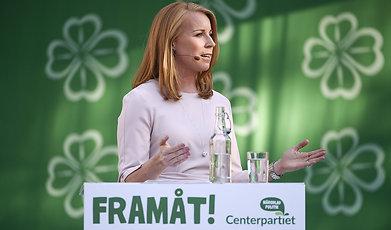 Riksdagsvalet 2018, Annie Lööf