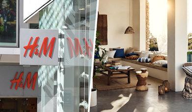 HM Hennes Mauritz, möbler, Ikea, inredning